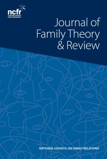 Journal Of Family Theory  Review  National Council On Family Relations About The Journal Of Family Theory  Review