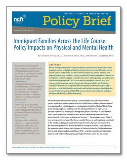 Immigration Policy Brief Cover