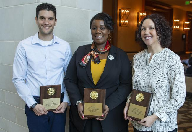 2019 Cognella Award Recipients 2